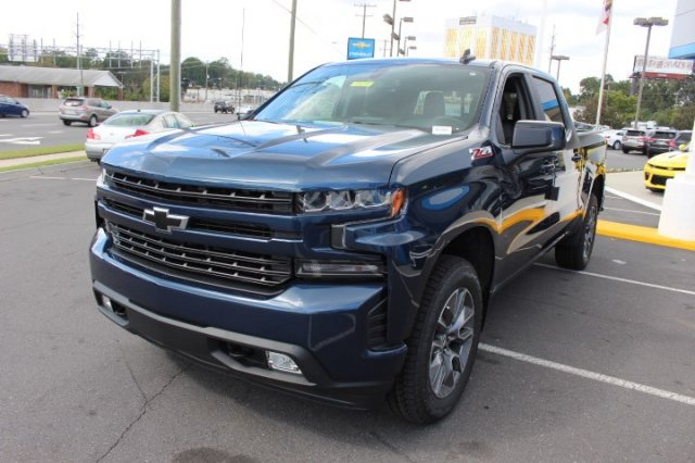 2019 Silverado 1500 Crew Cab 4x4,  Pickup #T136938 - photo 4