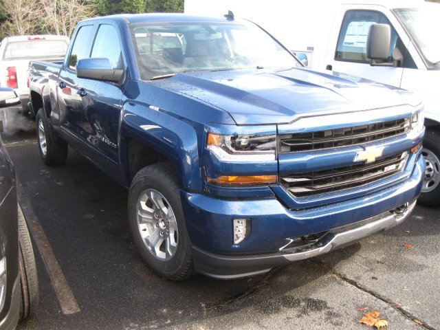 2017 Silverado 1500 Double Cab 4x4, Pickup #T137660 - photo 11