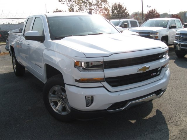 2017 Silverado 1500 Double Cab 4x4 Pickup #T138956 - photo 3