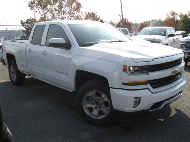 2017 Silverado 1500 Double Cab 4x4 Pickup #T138956 - photo 6