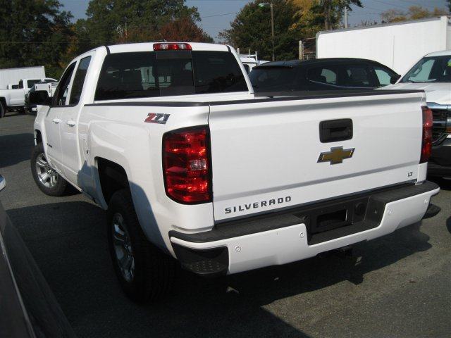 2017 Silverado 1500 Double Cab 4x4 Pickup #T138956 - photo 2