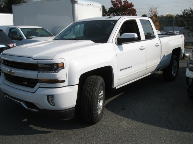 2017 Silverado 1500 Double Cab 4x4 Pickup #T138956 - photo 9