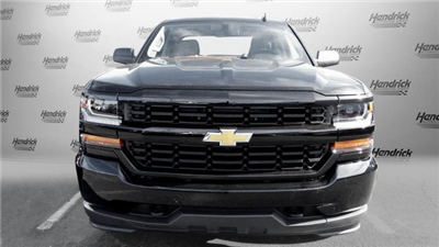 2018 Silverado 1500 Crew Cab, Pickup #T169929 - photo 5