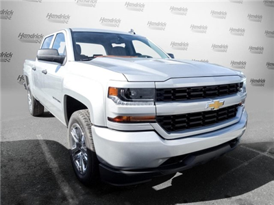 2018 Silverado 1500 Crew Cab 4x4, Pickup #T174855 - photo 3