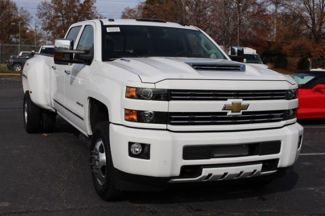 2019 Silverado 3500 Crew Cab 4x4,  Pickup #T176311 - photo 3