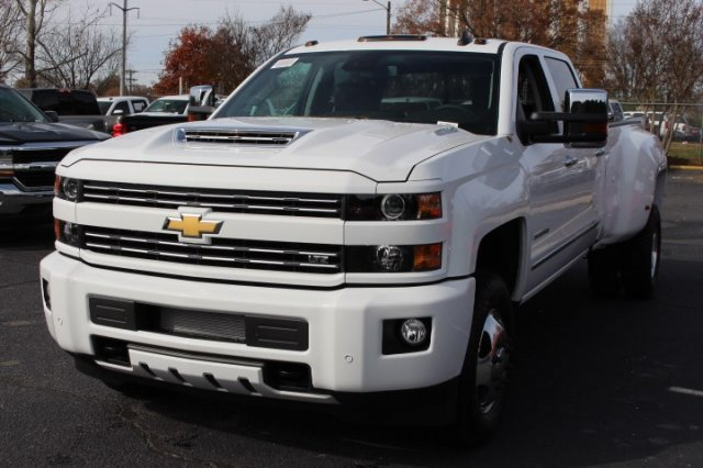 2019 Silverado 3500 Crew Cab 4x4,  Pickup #T176311 - photo 4