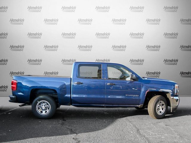 2017 Silverado 1500 Crew Cab, Pickup #T177598 - photo 4