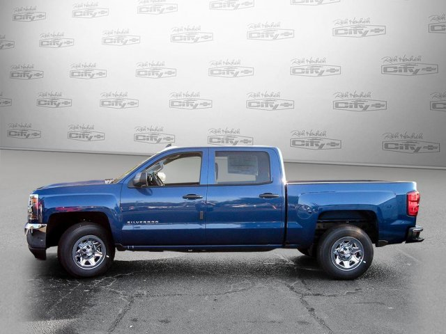 2017 Silverado 1500 Crew Cab, Pickup #T177598 - photo 3