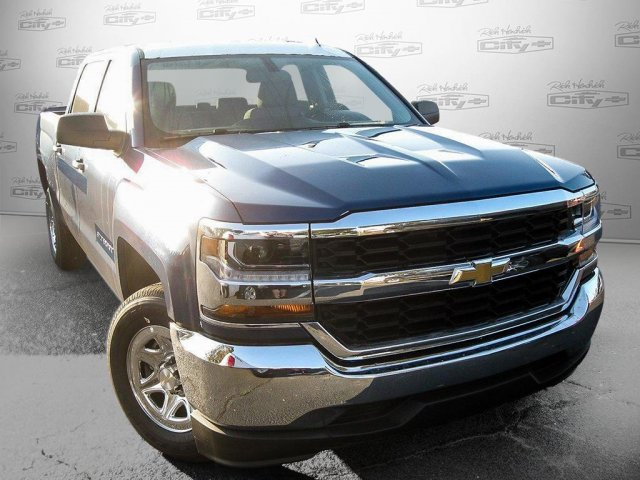 2017 Silverado 1500 Crew Cab, Pickup #T177598 - photo 32