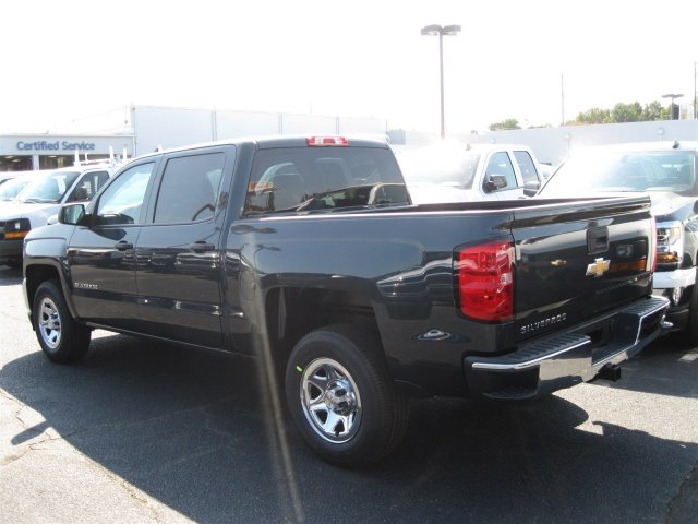 2017 Silverado 1500 Crew Cab, Pickup #T187148 - photo 8