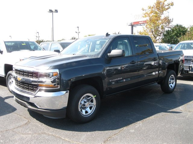 2017 Silverado 1500 Crew Cab, Pickup #T188092 - photo 7