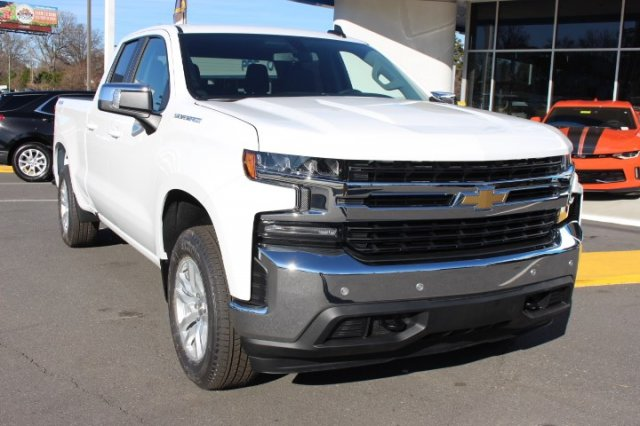 2019 Silverado 1500 Double Cab 4x4,  Pickup #T197368 - photo 3