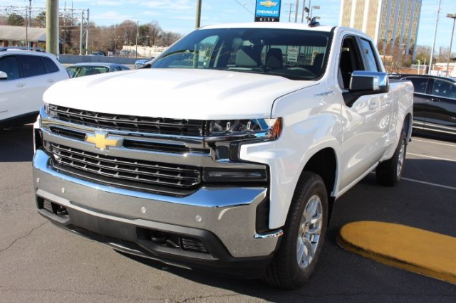 2019 Silverado 1500 Double Cab 4x4,  Pickup #T197368 - photo 4