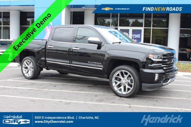 2018 Silverado 1500 Crew Cab 4x4,  Pickup #T214711 - photo 1
