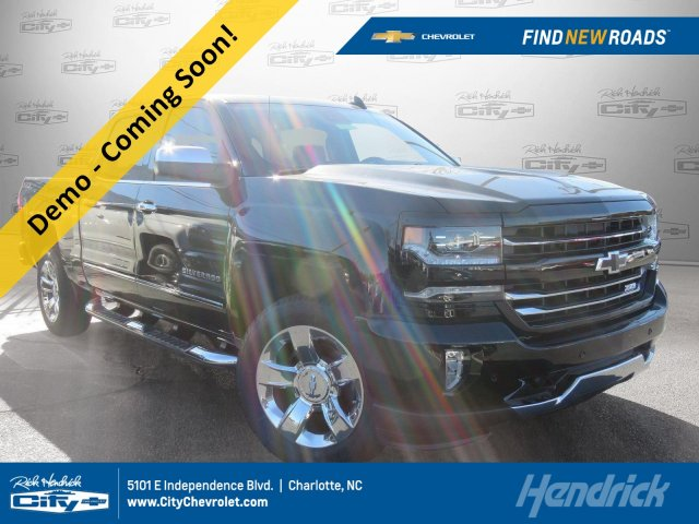 2018 Silverado 1500 Crew Cab 4x4, Pickup #T217431 - photo 1