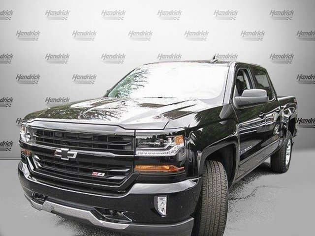 2017 Silverado 1500 Crew Cab 4x4, Pickup #T222765 - photo 3