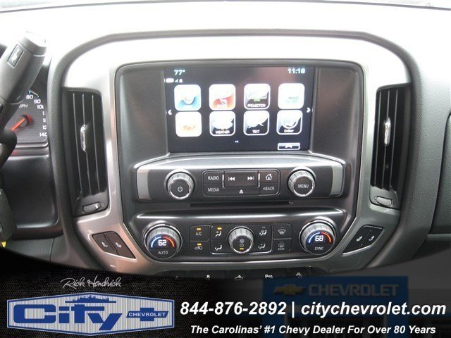 2017 Silverado 1500 Crew Cab 4x4, Pickup #T222765 - photo 16