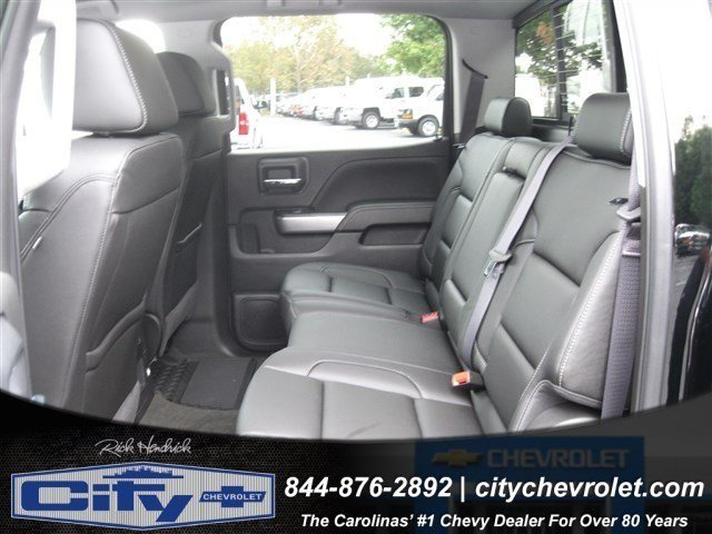 2017 Silverado 1500 Crew Cab 4x4, Pickup #T222765 - photo 19