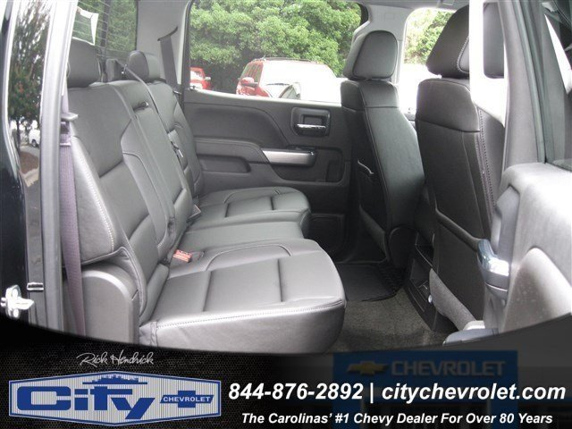 2017 Silverado 1500 Crew Cab 4x4, Pickup #T222765 - photo 25