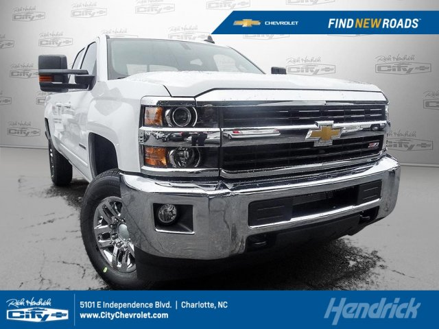 2017 Silverado 3500 Double Cab 4x4 Pickup #T224193 - photo 1