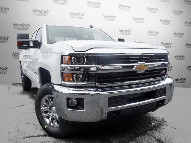 2017 Silverado 3500 Double Cab 4x4 Pickup #T224193 - photo 3