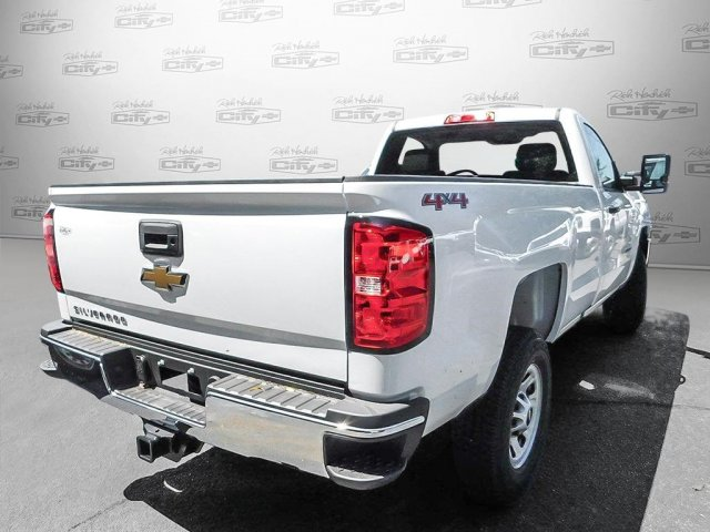 2017 Silverado 3500 Regular Cab 4x4 Pickup #T277006 - photo 2