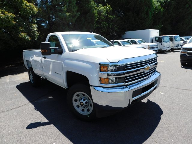 2017 Silverado 3500 Regular Cab 4x4 Pickup #T277006 - photo 30