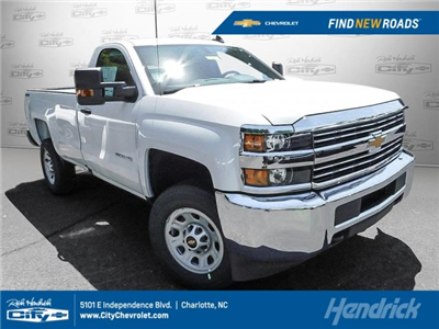 2017 Silverado 3500 Regular Cab 4x4 Pickup #T277006 - photo 1