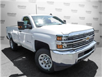 2017 Silverado 3500 Regular Cab 4x4 Pickup #T277006 - photo 3