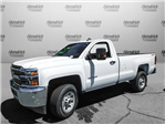 2017 Silverado 3500 Regular Cab 4x4 Pickup #T277006 - photo 7