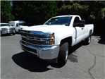 2017 Silverado 3500 Regular Cab 4x4 Pickup #T277006 - photo 31