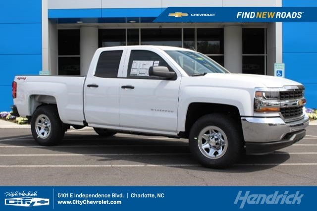 2018 Silverado 1500 Double Cab 4x4,  Pickup #T278660 - photo 1
