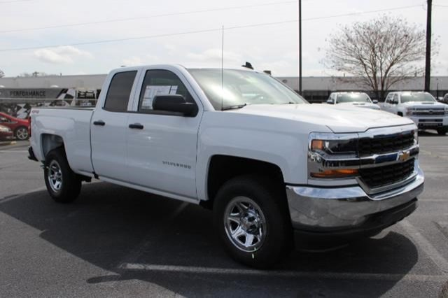 2018 Silverado 1500 Double Cab 4x4,  Pickup #T278660 - photo 3