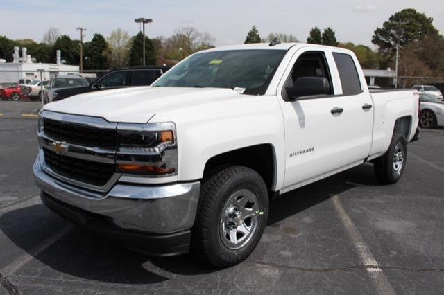 2018 Silverado 1500 Double Cab 4x4,  Pickup #T278660 - photo 4