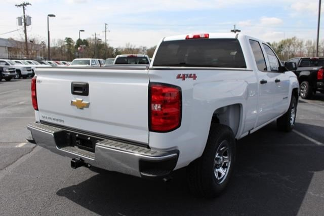 2018 Silverado 1500 Double Cab 4x4,  Pickup #T278660 - photo 2