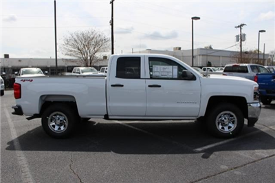 2018 Silverado 1500 Double Cab 4x4,  Pickup #T278660 - photo 8