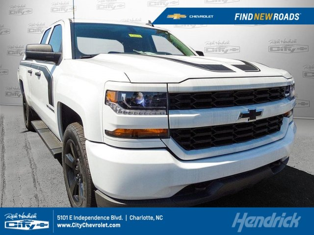 2017 Silverado 1500 Double Cab 4x4 Pickup #T281646 - photo 1