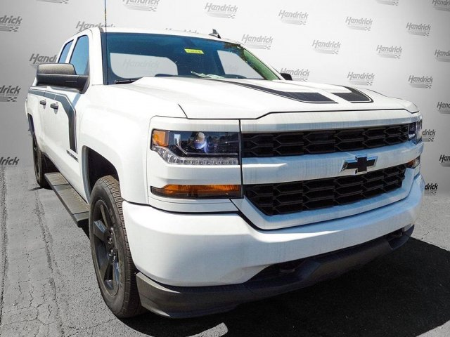 2017 Silverado 1500 Double Cab 4x4 Pickup #T281646 - photo 3
