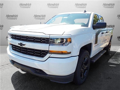2017 Silverado 1500 Double Cab 4x4 Pickup #T281646 - photo 4