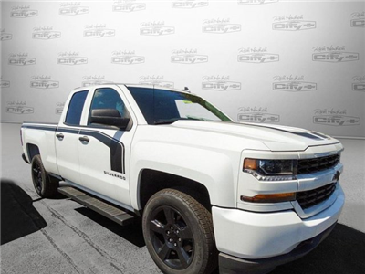 2017 Silverado 1500 Double Cab 4x4 Pickup #T281646 - photo 9