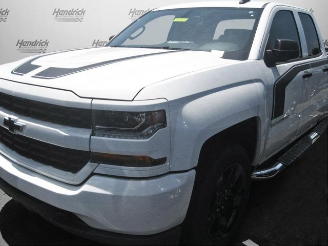 2017 Silverado 1500 Double Cab 4x4 Pickup #T282265 - photo 4