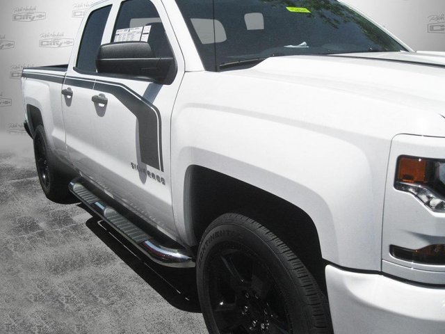 2017 Silverado 1500 Double Cab 4x4 Pickup #T282265 - photo 8