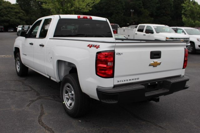 2018 Silverado 1500 Double Cab 4x4,  Pickup #T357079 - photo 4
