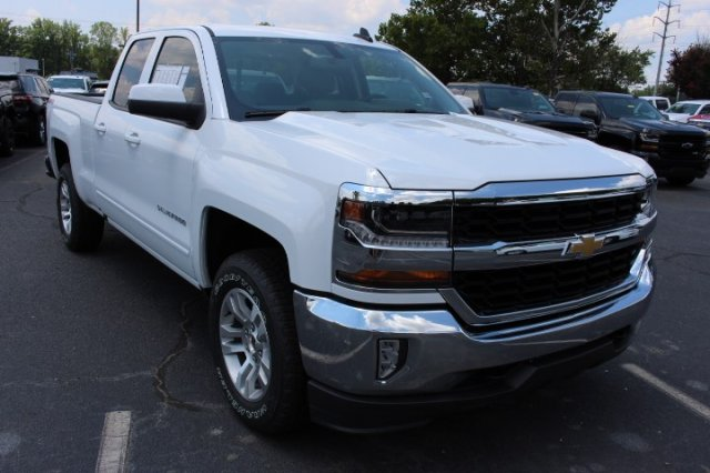 2018 Silverado 1500 Double Cab 4x4,  Pickup #T378763 - photo 3
