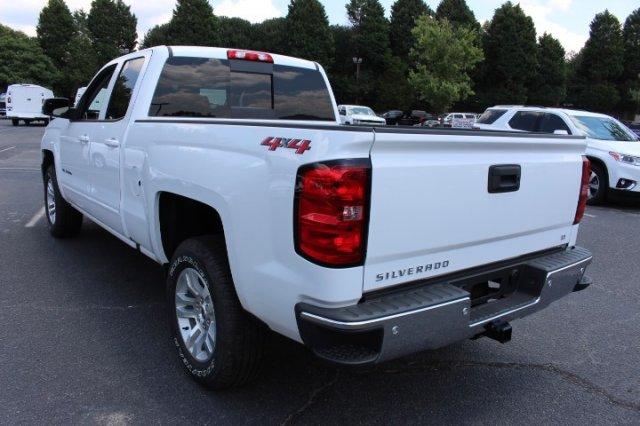 2018 Silverado 1500 Double Cab 4x4,  Pickup #T378763 - photo 5