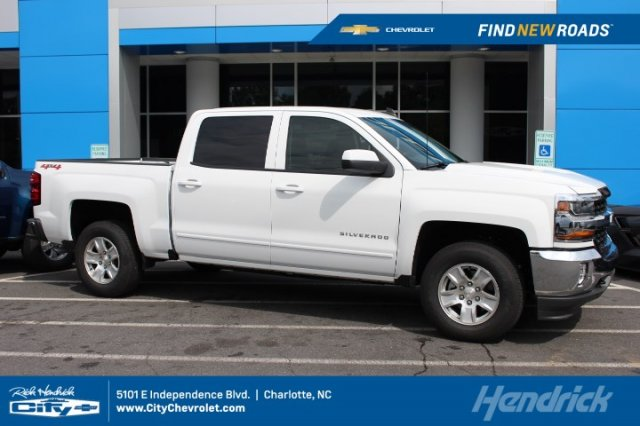 2018 Silverado 1500 Crew Cab 4x4,  Pickup #T425743 - photo 1