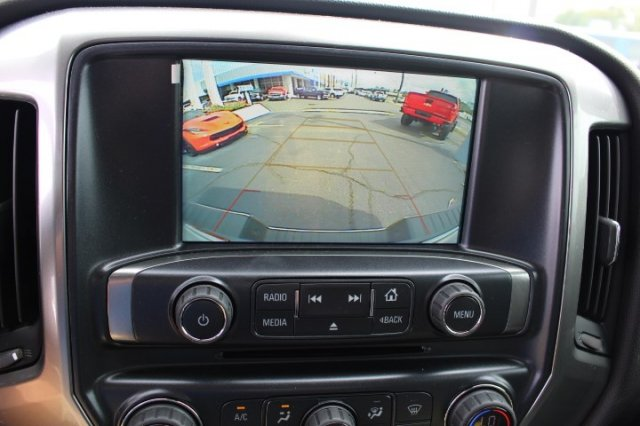 2018 Silverado 1500 Crew Cab 4x4,  Pickup #T425743 - photo 18