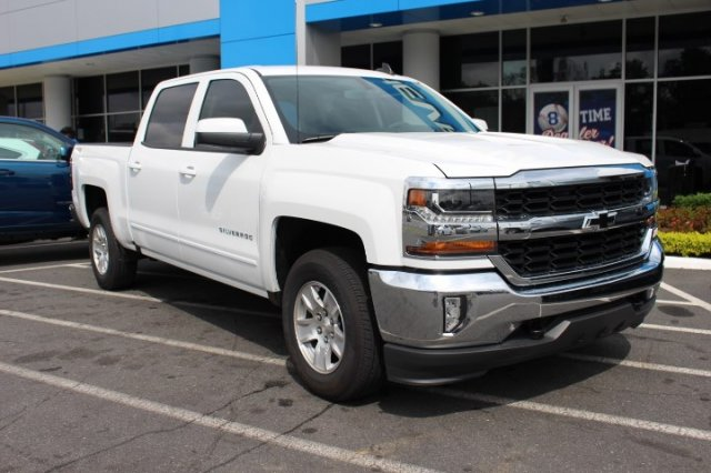 2018 Silverado 1500 Crew Cab 4x4,  Pickup #T425743 - photo 3