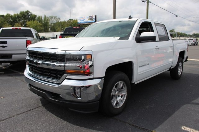 2018 Silverado 1500 Crew Cab 4x4,  Pickup #T425743 - photo 4