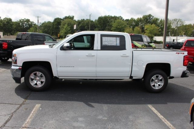 2018 Silverado 1500 Crew Cab 4x4,  Pickup #T425743 - photo 5